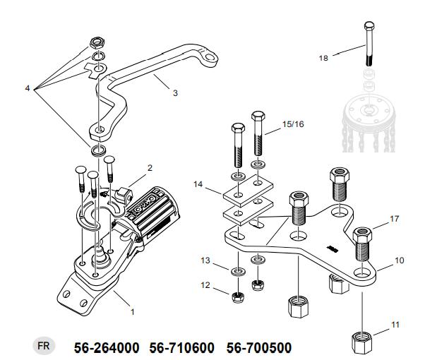 Onspot 016 system illustration